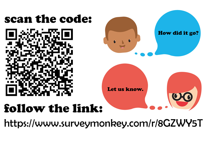 Link to our survey